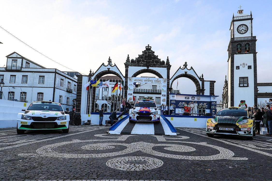 AUTO - ERC AZORES RALLY 2017