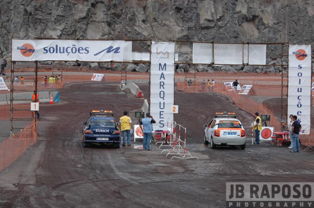 Sata Rallye Açores 2008